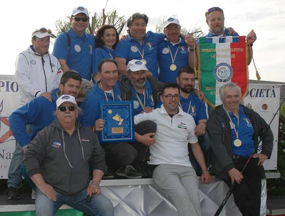 Ravenna Fishing Club Tubertini campione!