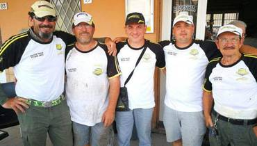 Il Tubertini Fishing club fa da lepre ad Ostellato