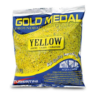 Gold Medal Yellow