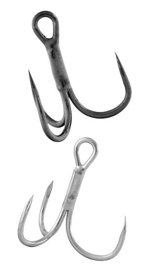 Double and Treble Hooks